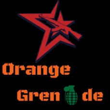 Aromă concentrată Guerrilla Orange Grenade 10ml