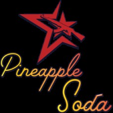 Aromă concentrată Guerrilla Pineapple Soda 10ml