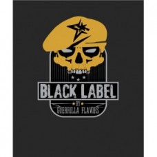 Lichid Guerrilla - Black Label 50ml 0mg