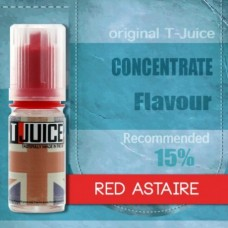 Aromă concentrată T-Juice - Red Astaire 10ml