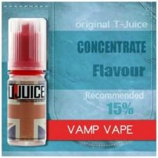 Aromă concentrată T-Juice - Vamp Vape 10ml