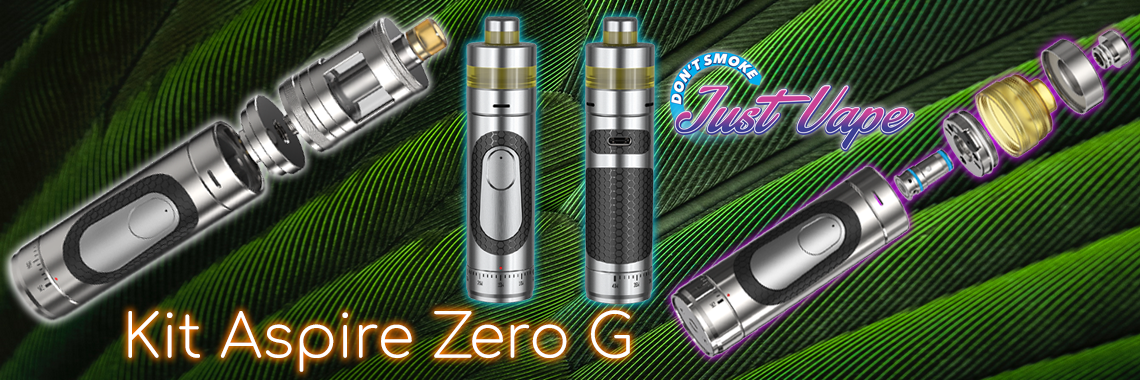 Kit Aspire Zero G