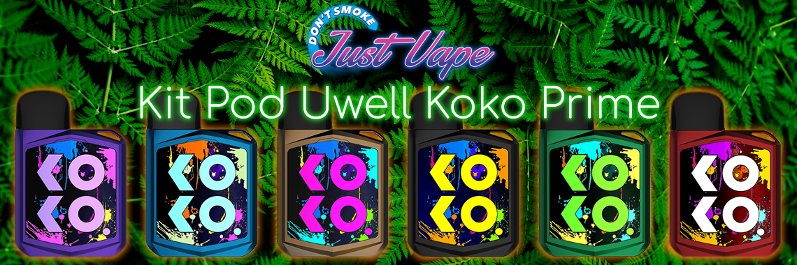 Kit Pod Uwell Koko Prime