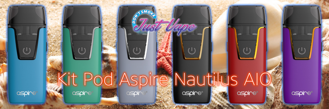 Kit Pod Aspire Nautilus AIO