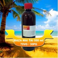 Bază Mai Tai 500 ml 70VG/30PG 0 mg