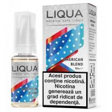 Lichid Liqua American Blend 10 ml cu nicotină