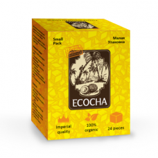 Cărbuni narghilea ECOCHA NATURAL 24buc
