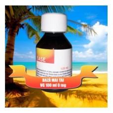 Bază Mai Tai 100 ml 0 mg VG