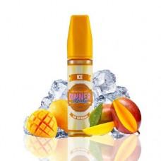 Lichid Dinner Lady - Sun Tan Mango Ice 50ml 0mg
