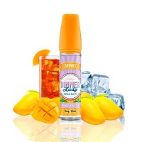 Lichid Dinner Lady - Mango Iced Tea 50ml 0mg