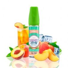 LichidDinner Lady - Peach Mint Iced Tea 50ml 0mg