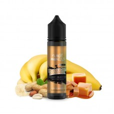 Lichid Flavor Madness - Peanut Butter Banana 30ml 0mg