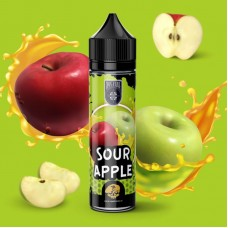 Lichid Mystique - Sour Apple 40ml 0mg