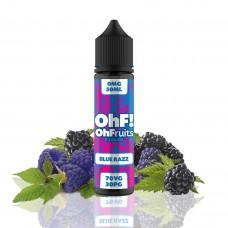 Lichid OhFruits - Blue Razz50ml 0mg