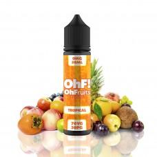 Lichid OhFruits - Tropical50ml 0mg
