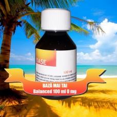 Bază Mai Tai 100 ml 50VG/50PG 0 mg