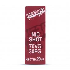 Nicshot Rebelliq 10ml – 20mg nicotină